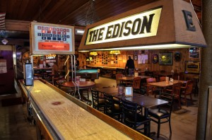 The Old Edison Shuffleboard