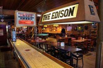 The Old Edison Shuffleboard