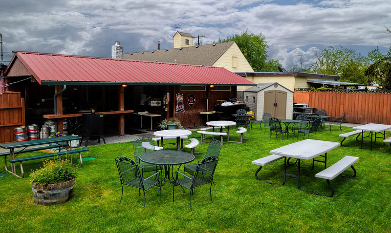 Come Hang Out In Our Back Yard. We Have An Exceptional Outdoor Seating ...